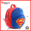 Hot Sale Custom Made Boys Superman Soft Plush School Bag