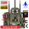 GSM Trail Camera Hunting Trail Camera with MMS Function Easy to Connect Local Signal