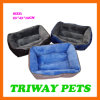 High Quaulity Imitation Leather Pet Bed (WY1610132-1)