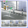 5 PCS Set Hydraulic LED Bath&Shower Faucet Bathtub Tap (FD15305F)