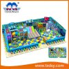 2016 New Naughty Castle Indoor Playgournds Design Txd16-ID096