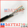 Cat. 5e FTP Outdoor LAN Cable with Messenger