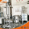 Scraper Thin Film Evaporator Price for Cashew Phenol Cardanol Process Line Chemistry