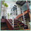 Durable Stainless Steel Solid Rod Bar Balcony Stairs Deck Railing Balustrade