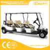 Wholesale 6 Seats Battery Power Electric Golf Vehicle