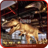 High Quality Atificial Animatronic Dinosaur for Themepark
