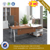 Modern Design White Oak Color Mixed Wooden Office Table (UL-MFC551)