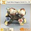 Multicolour Glazed Ceramic Birds Garden and Home Decorative