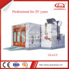 Guangli Brand Best Price GL4 Ce Used Car Spray Booth with Centrifugal Fan