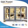 Chinese PVC Interior Sliding Door Wood Color Front Garage Exterior Door Design
