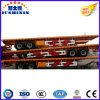 Flatbed Container Semi Trailer