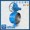 Didtek Eccentric High Performance Butt Welded Butterfly Valve