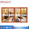 China Product Energy Saving Double Glazing Sliding Interior Metal Door