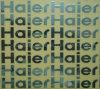 Custom Ultra-Thin Metal Adhesive Label Haier Sign (LC15-702)