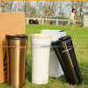 Stainless Steel Metal Travel Flask