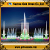 Music Dancing Water Fountain Project /Floating Lake Fountain Design