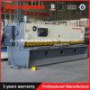 High Quality QC11y 6X6000 Hydraulic Sheet Metal Cutting Machine