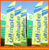 Promotion Outdoor Advertising Beach Flag