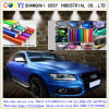 1.52*50m Glossy/Matte Blue Vinyl Sticker /Car Wrap Sticker with Air Bubble Free
