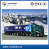 Truck Cover High Durability HDPE Tarpaulin Fabric