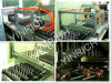 Small Capacity Complete Candy Depositing Line with Auto Stick Insertion Device (GD50)