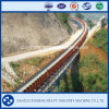 China Long Distance Curved Conveyor, Belt Conveyor / Pipe Conveyor