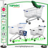 Best Selling European Style Supermarket Shopping Trolley