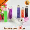 Mini Plastic Portable Lipstick Style 2000/2200/2600/3000mAh Power Bank (YT-PB06)