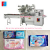Quality Horizontal Flow Wrapping Machine for Wet Wipes/ Baby Tissues