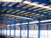 Light Steel Structure Farm Buildings for Warehouse