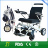 Fold and Lite Magnesium Alloy Power Wheelchair Electric Wheelchair