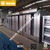 200kgs/H Stainless Steel Bread Bakery Equipment with 64 Trays