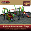 Cross Climbing Rope Body Building Equipment for Children Play with Net