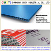 100% Virgin Polypropylene PP Flute Plastic Hollow Sheet