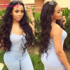 100% Virgin Human Hair 26 Inch Body Wave Full Lace Wig Wholesale