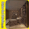 Modern Laser Cut Decorative Stainless Steel Room Divider Screen