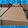 1220*2440mm Poplar Core Mr Glue Red Color Bintangor Plywood