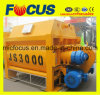 Js3000 Twin Shaft Concrete Mixer for 180m3/H Concrete Batching Plant