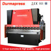 250t/4000 Metal Plate Press Brake to Bend 6mm Ms Plate