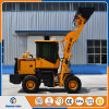 Zl15 Mini Wheel Loader with Quick Hitch and Various Attachments