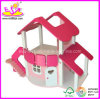 Wooden Play House, Doll House (WJ278235)