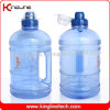Petg 1.89L jug wholesale BPA free with handle,with sport cap (KL-8003B)