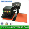 Brand New Neuva Pneumatic Double Heat Press Transfer Machine