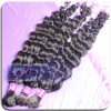 Natural Color Virgin Remy Unprocessed Bulk Hair with Full Cuticle