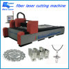 Metal Tube Laser Cutting Machinehsgq-500W-300150 Fiber Laser Cutting