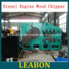 Diesel Engine Mini Wood Shredder Chipper for Industrail Used