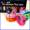 Promotion Gift Silicone Too Late Watches (P6500)