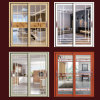 China Suppier Soundproof Glass Slider Roller Door (FT-D190)