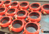 Ductile Iron 300psi/2.07MPa Fire Fighting FM/UL Grooved Rigid/Flexible Coupling Upscale Market