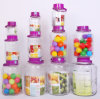 Food Grade Glass Jar Food Storage Jar